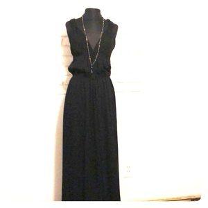 Gorgeous Bohemian Long Summer Dress Sz Medium